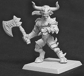 14007 Schurl the Minotaur, Mercenaries Monster
