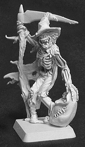 14012 Gauntfield, Necropolis Hero