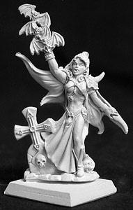 14017 Naomi, Necropolis Mage
