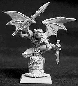 14028 Gargoyle, Necropolis Monster