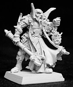 14035 Balthon, Overlords Cleric