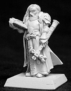 14036 Halbarad, Crusaders Cleric