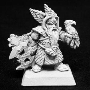 14042 Thorgram, Dwarf Warlord, Dwarves