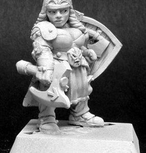14085 Freya Fangbreaker, Dwarf Sergeant, Dwarves