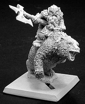 14136 Thorvald, Dwarf Bear Rider, Dwarves