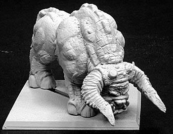 14139 Krungbeast, Reptus Monster