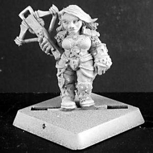 14143 Kara Foehunter, Dwarf Hero
