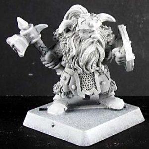 14146 Fulumbar, Dwarf Captain, Dwarves