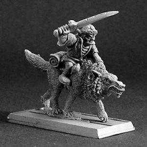 14189 Goblin Beast Rider, Reven Adept