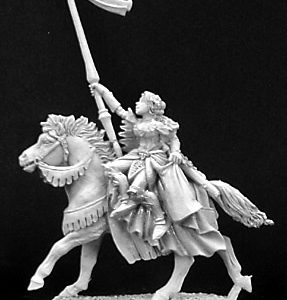 14213 Lady Devona, Crusaders Mage