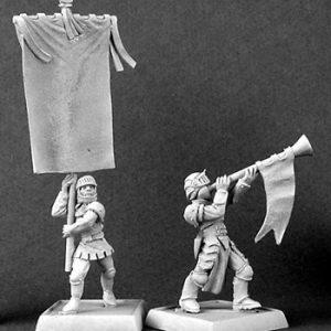 14301 Standard and Musician, Mercenaries