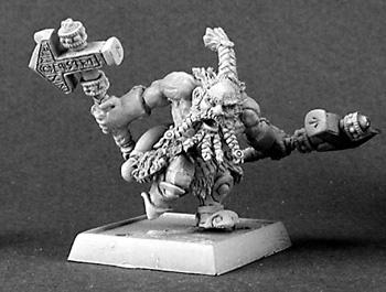 14303 Logan Battlefury, Dwarf Warlord