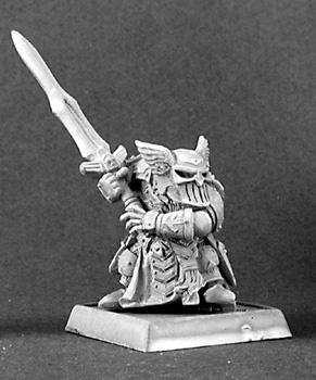 14304 Logrim Battlefury, Dwarf Captain, Dwarves