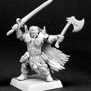 14313 Boris Mingla, Mercenaries Warlord