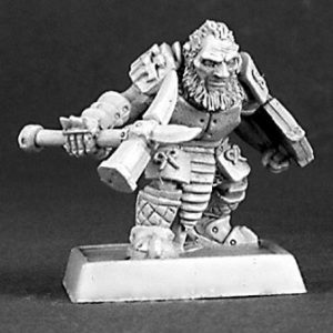 14331 Dark Dwarf Warrior, Mercenaries Adept