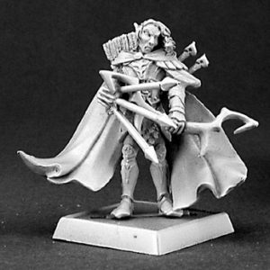 14334 Eawod Silverrain, Elf Warlord, Wood Elves