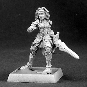 14340 Samantha of the Blade, Warlord, Sisters of the Blade