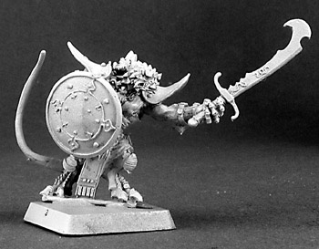 14343 Sunan, Reptus Warrior