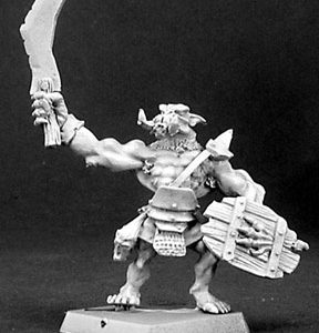 14347 Bull Orc Warrior, Reven Grunt