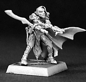 14355 Dendris, Dark-Elf Assassin, Mercenaries