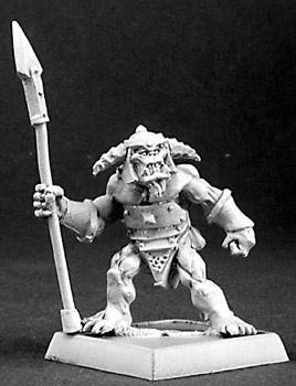 14369 Muktar, Lesser Orc Spearman, Reven