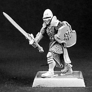 14377 Templar Knight, Warrior, Crusaders