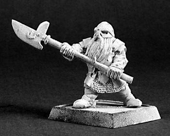 14397 Dwarf Halberdier, Dwarves