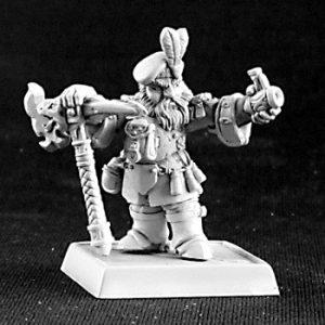 14406 Dwarf Miner Sergeant, Dwarves