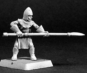 14409 Spearman, Mercenaries