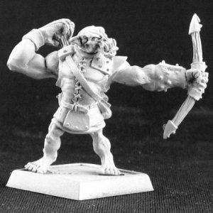 14424 Bull Orc Archer, Reven