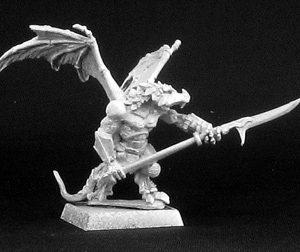 14441 Gaan-Hor Warrior, Reptus