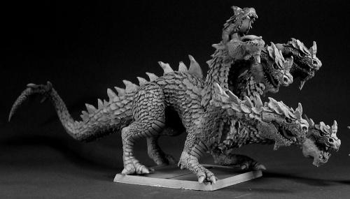 14445 Hydra, Reptus Monster
