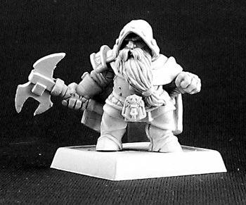 14460 Dwarven Pathfinder, Dwarves
