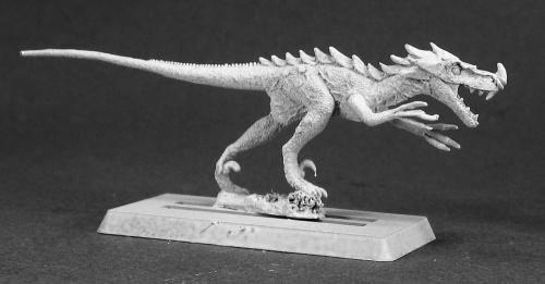 14475 Raptor, Reptus