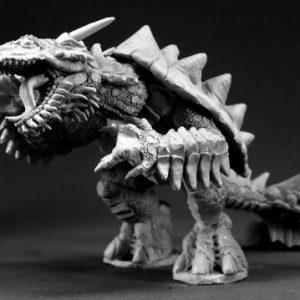 14493 Dragon Turtle, Reptus