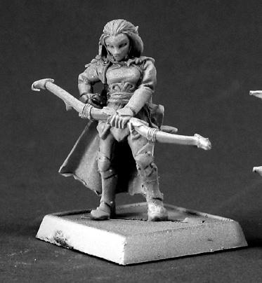 14509 Varashia, Vale Archer Sergeant, Elves