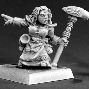 14524 Valana, Forgemaiden Sergeant, Dwarves