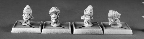 14572 Stone Zealot (4), Bloodstone Gnomes