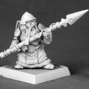 Warlord Metal Mini for sale online Reaper Miniatures 14554 Kragmarr Dwarf Captain