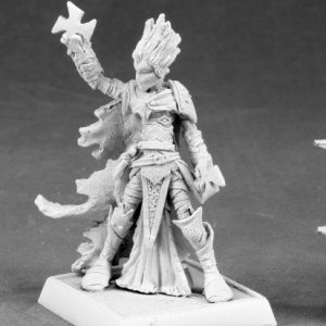 14598 Erdolliel Saerwen, Dark Elf Glaive Thrower, Darkreach