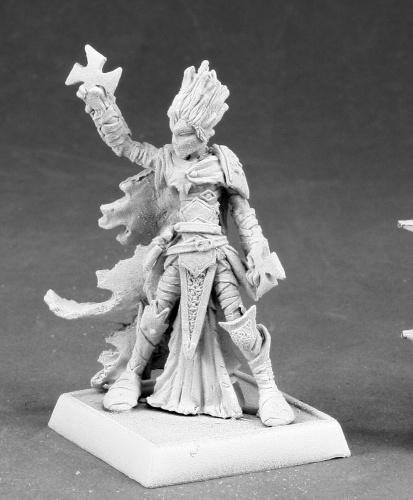 14598 Erdolliel Saerwen, Dark Elf Glaive Thrower, Darkreach