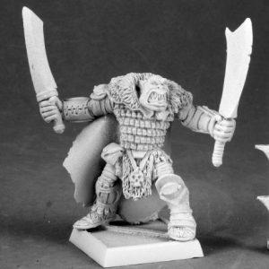 14602 Torg, Orc Tundra Stalker Sergeant, Kargir