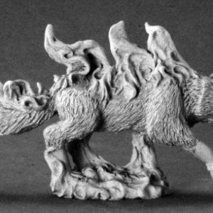 4623 Spirit Wolf, Koborlas