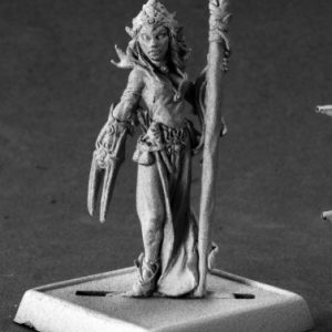 14624 Dhalea Duormidhaz, Dark Elf Wizard, Darkreach