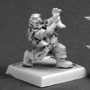 14633 Gilok Onyxfist, Dwarf Wizard, Kragmarr