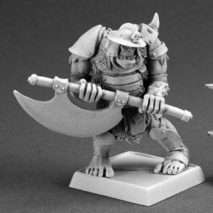 14636 Gologh the Vicious, Black Orc Captain, Kargir