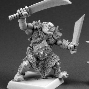 14640 Black Orc Tundra Stalker, Kargir