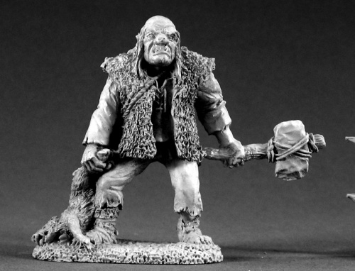 2127 Giant Mountain Troll