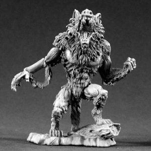 2132 Zombie Werewolf