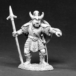 2342 Skarr, Orc Warlord